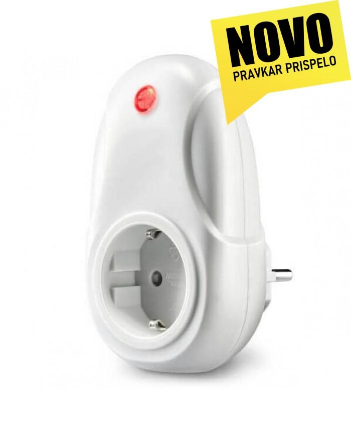 Dodatni sprejemnik za v vtičnico za termostat IB35