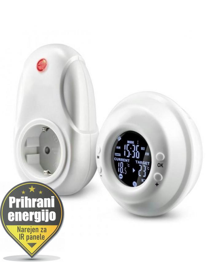 Brezžični radijski termostat IB35