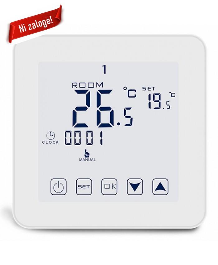 Žični WiFi sobni termostat IB5-8