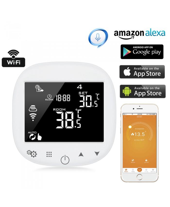 Žični WiFi sobni termostat IB5