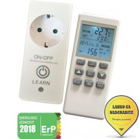 Brezžični radijski termostat IB