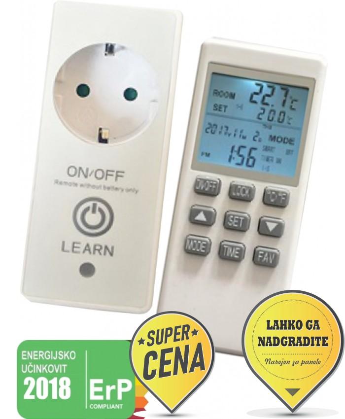 Brezžični radijski termostat IB1