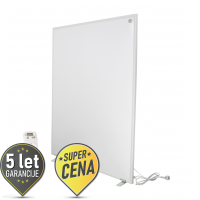 580W IR panel z digitalnim termostatom