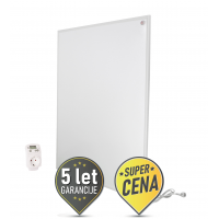 850W IR panel z digitalnim termostatom prenosni