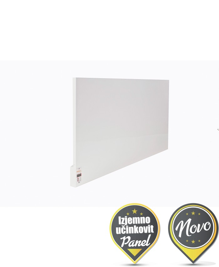 1000W IR panel z digitalnim termostatom
