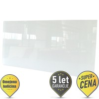 GLASS 700W BEL steklen IR panel