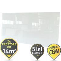 GLASS 700W BEL steklen IR panel