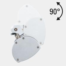 IR grelnik iR20 2000W, nastavljiv kot nagiba 90°
